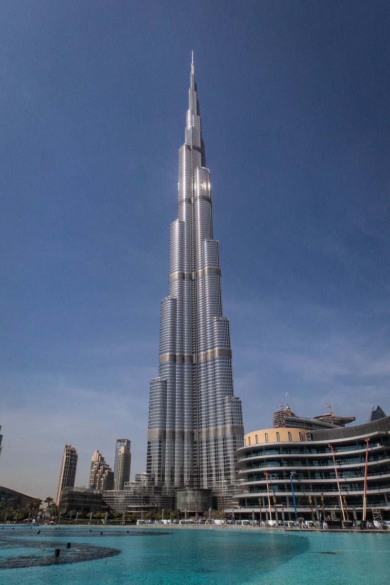 Dubai Burj Khalifa 001