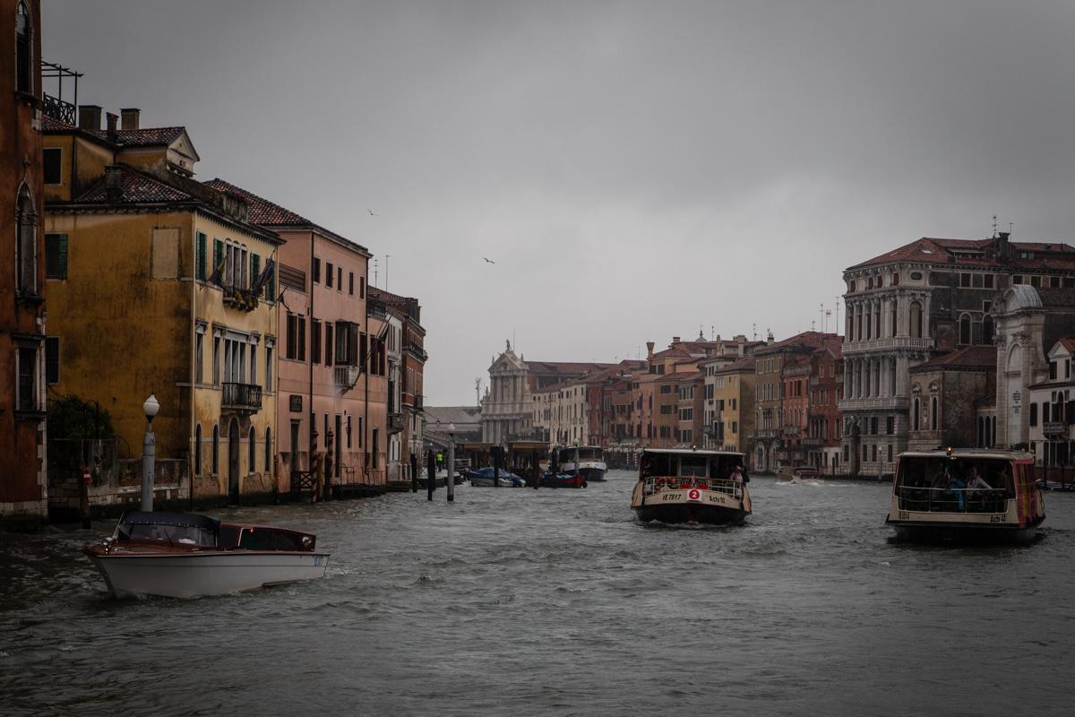 Venedig im Regen 2019 01