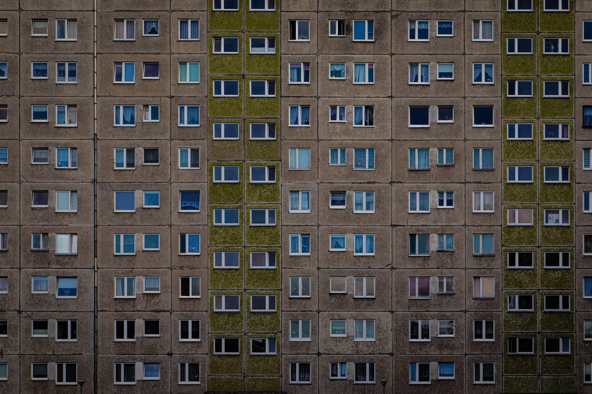 Polen Architektur Plattenbauten 01 INTERNET