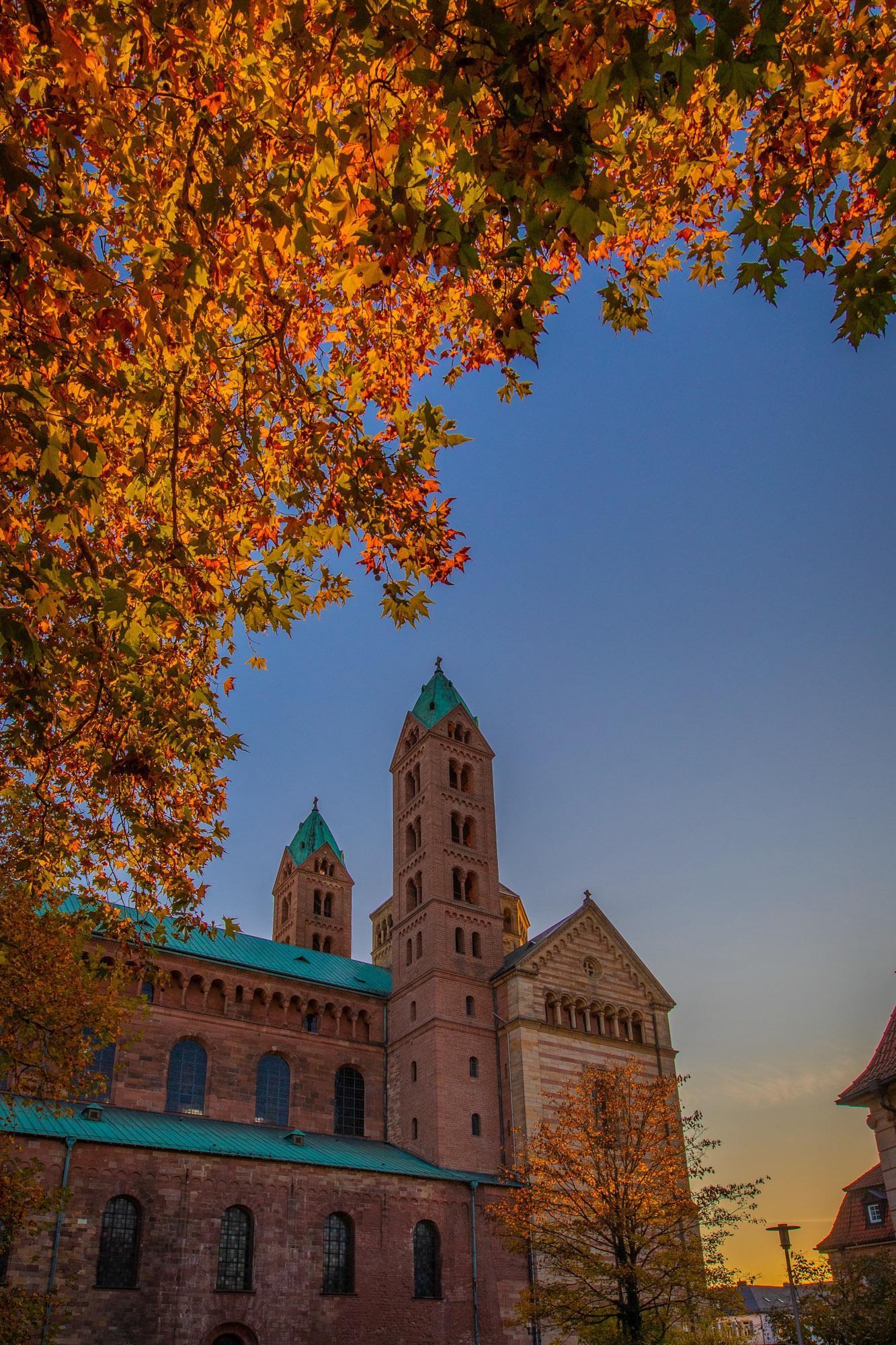 Speyerer Dom im Herbst 2020 Klehmann INTERNET06-2